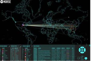 Capture cyber attack