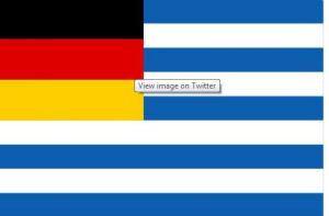 Capture New Greek Flag