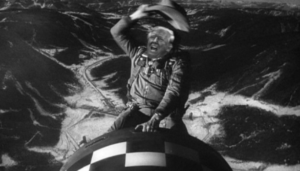 Capture Trump Dr Strangelove